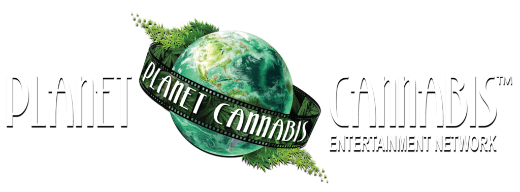 Planet Cannabis Shopping Logo