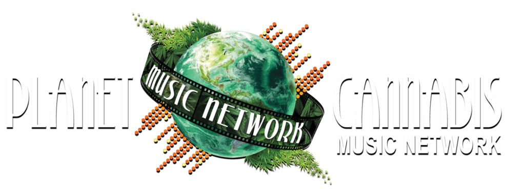 Planet Cannabis Music Logo
